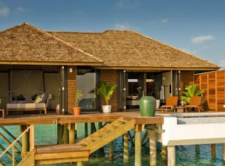 Lily Beach Deluxe Water Villa