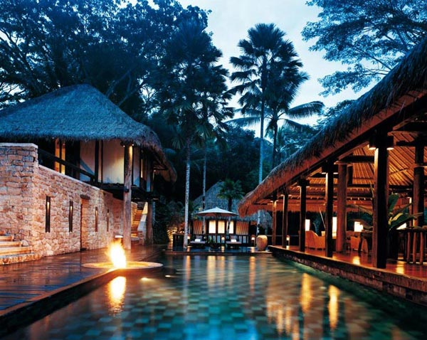 Hotel Como Shambhala Estate at Begawan Giri/Indonesien